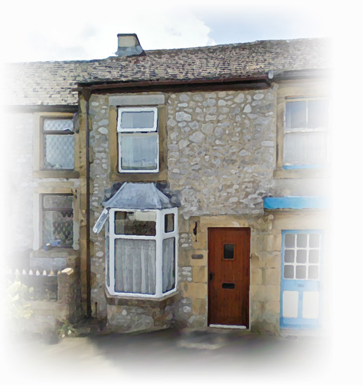 may cottage in tideswell in the peak district